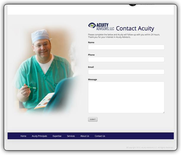 Acuity Advisors - IONA